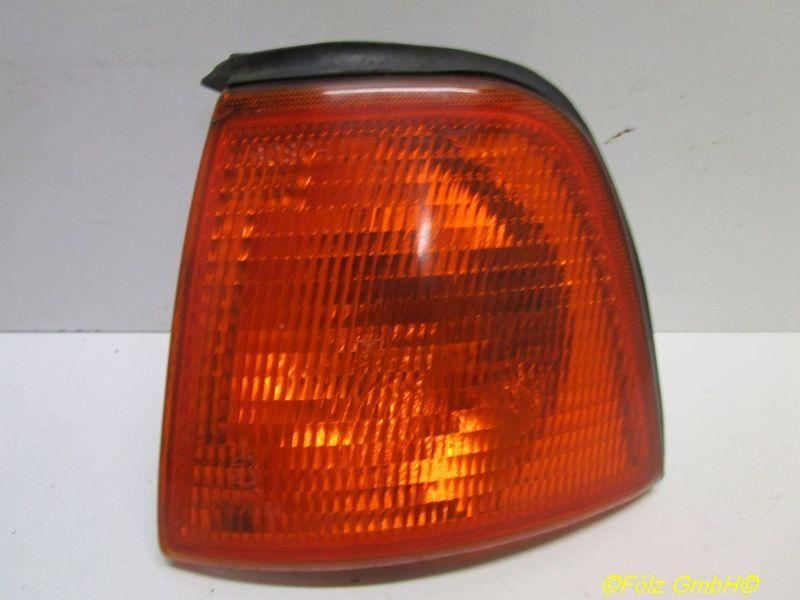Blinker links vorn Leichte Gebrauchsspuren AUDI 80 (89, 89Q, 8A, B3) 1.8 S 66 KW 1305230021