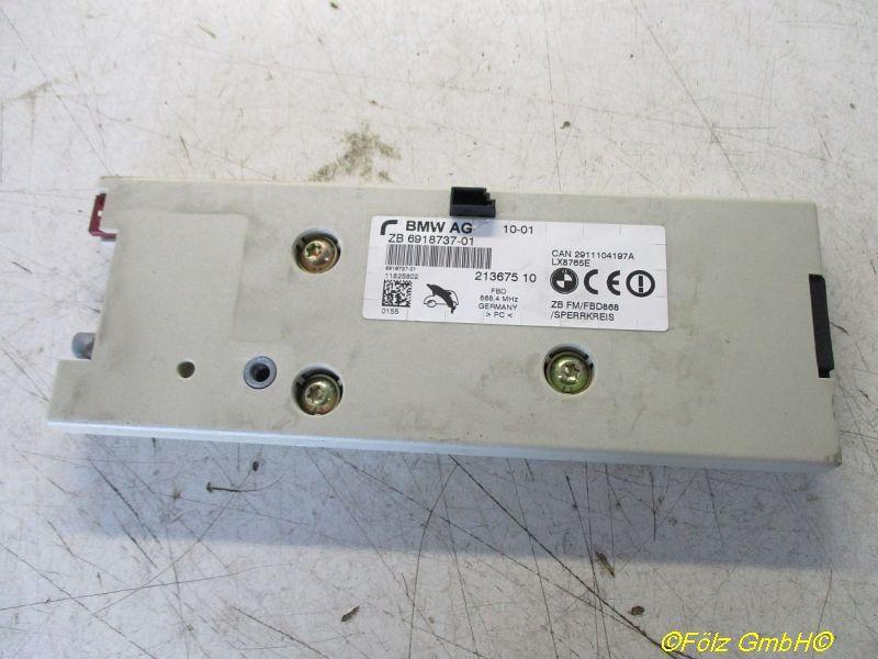 Antennenverstärker  BMW 7 (E65) 735 I 200 KW 691873701