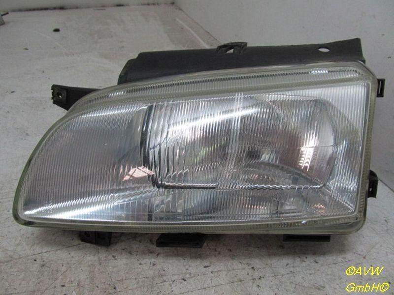Hauptscheinwerfer links mit Leuchtweitenregelung, leichte Kratzer siehe Bild CITROEN BERLINGO (MF) 2.0 HDI 90 66 KW 49793