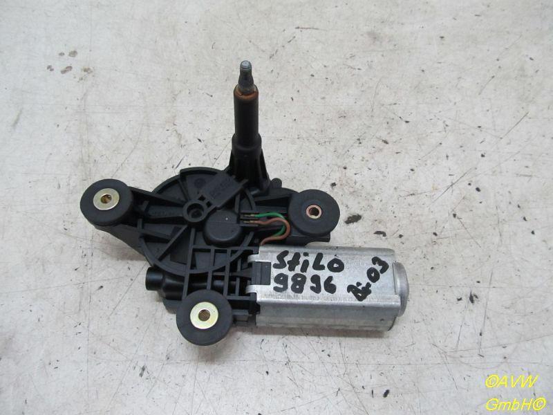 Wischermotor hinten  FIAT STILO (192) 1.6 16V 76 KW 66350003