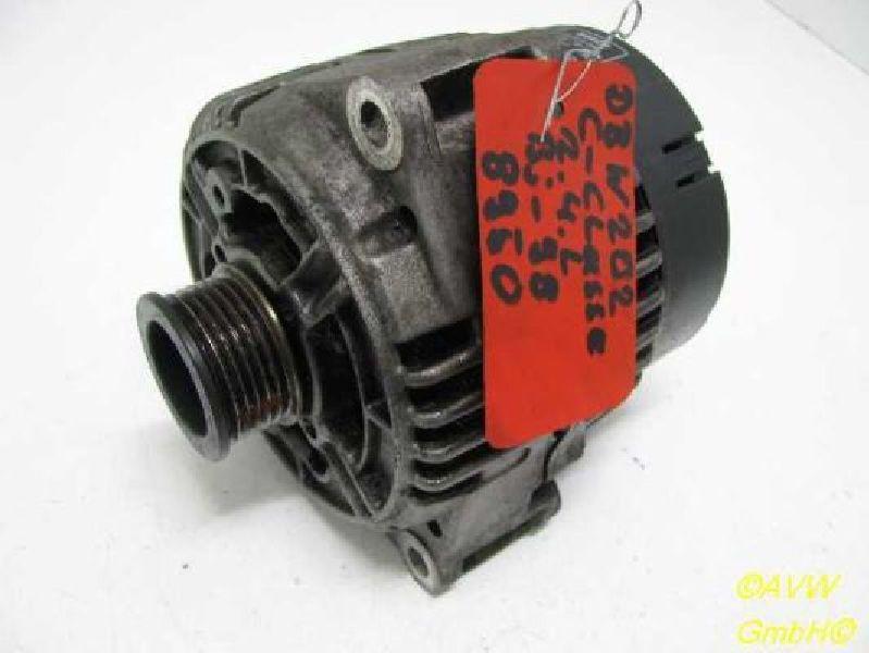 Lichtmaschine Generator 115A MERCEDES BENZ C-CLASS KOMBI (S202) C 240 T (202.086) 125 KW 0101543202