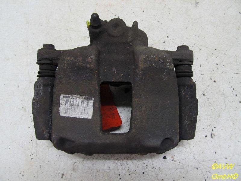 Bremssattel rechts vorn  PEUGEOT 307 (3A/C) 1.6 16V 80 KW 0203Y01148