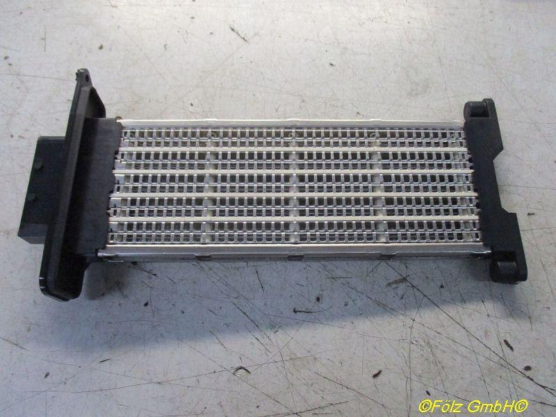 Heizungskühler/Wärmetauscher Zuheizer elektr RENAULT KANGOO EXPRESS (FW0/1_) 1.5 DCI 75 55 KW 2770002