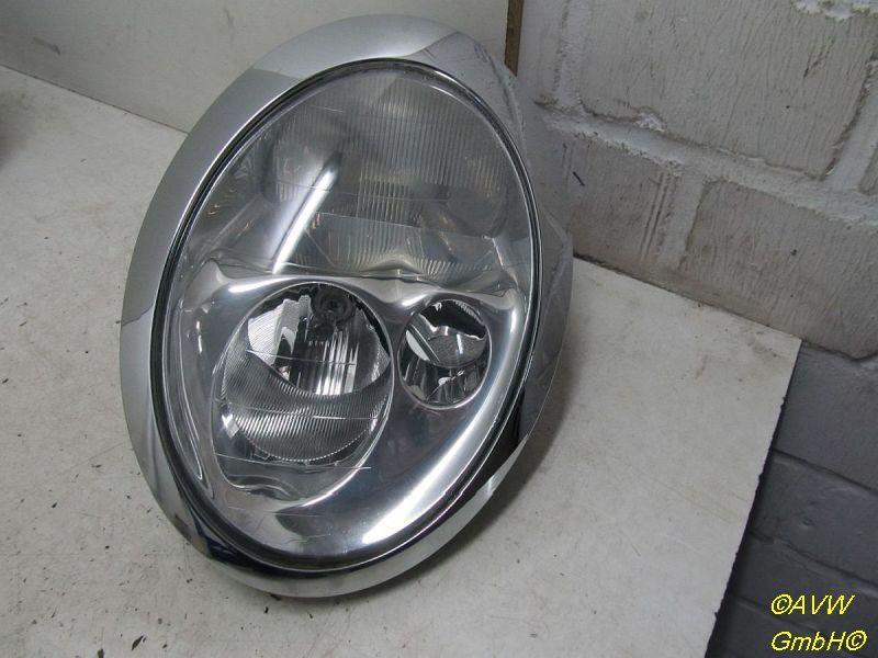Hauptscheinwerfer links  MINI MINI (R50, R53) ONE 66 KW 63126911703