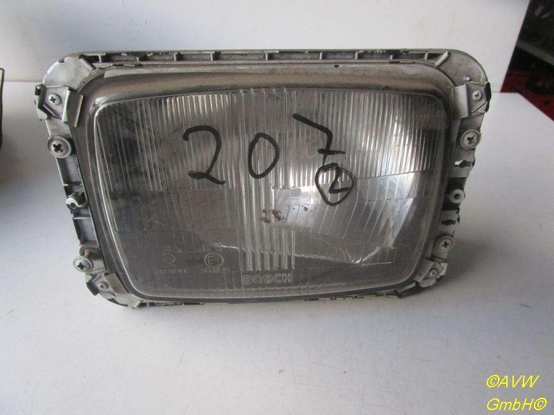 Hauptscheinwerfer links  MERCEDES-BENZ T1 KASTEN (601) 207 D 2.4 53 KW 0301021201