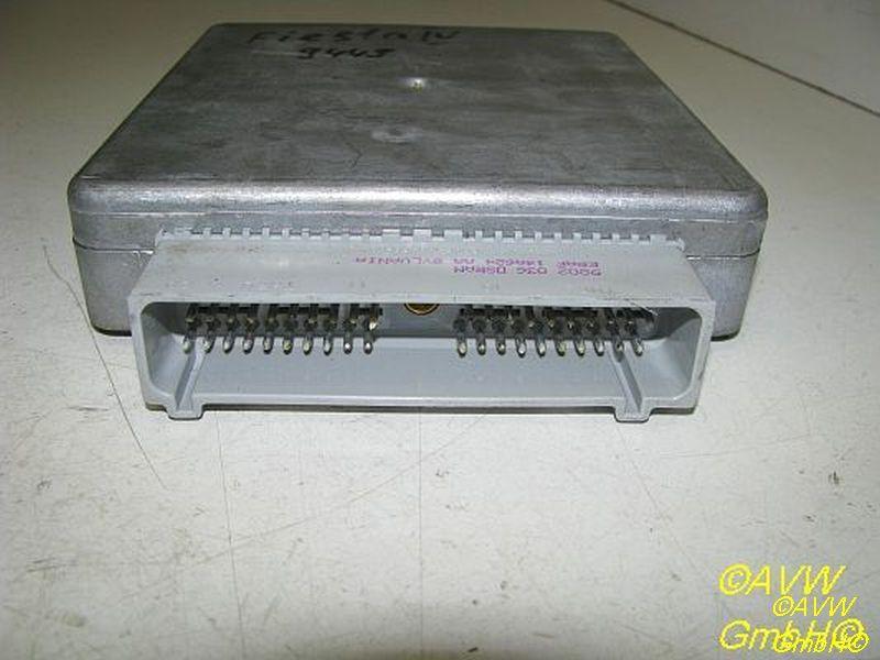 Steuergerät Motor Satz mit Lesespule und Transponder FORD FIESTA IV (JA_, JB_) 1.3 I 44 KW 98FB12A650LA