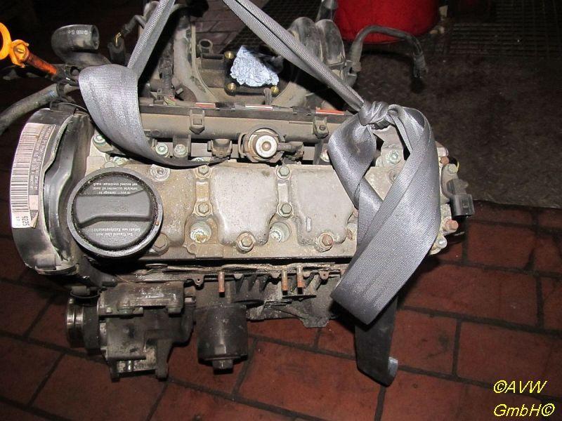 Motor ohne Anbauteile (Benzin) AUD VW POLO (6N2) 1,4 44 KW Bild 3