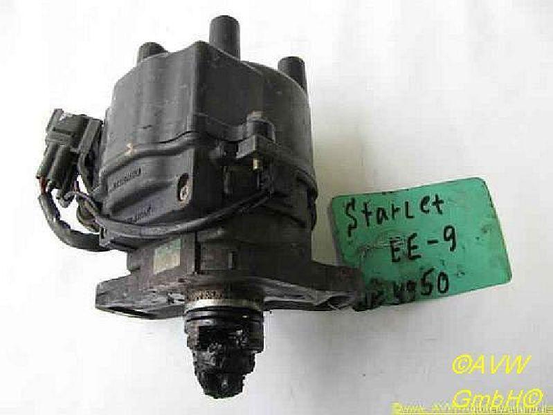 Zündverteiler  TOYOTA STARLET (_P8_) 1.3 12V 55 KW 1902011200