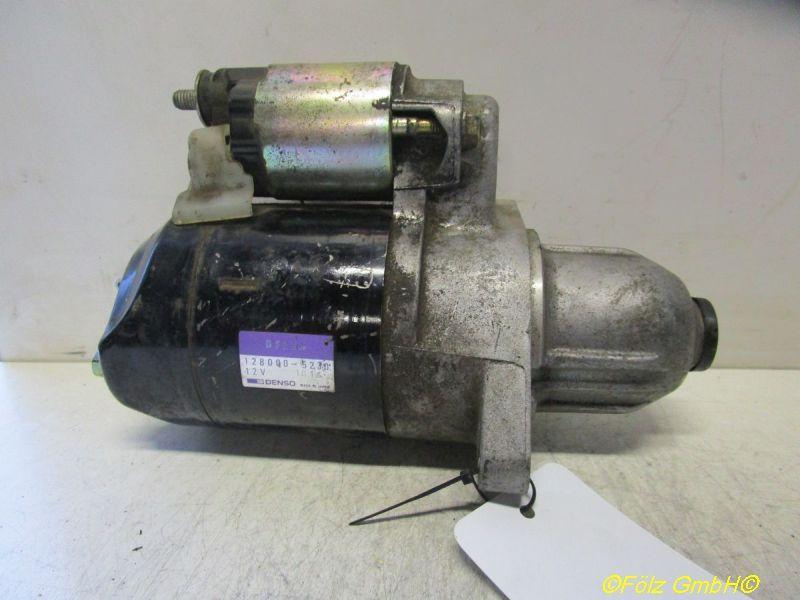 Anlasser  HONDA CRX I (AF, AS) 1.6I 16V 92 KW 1280005230