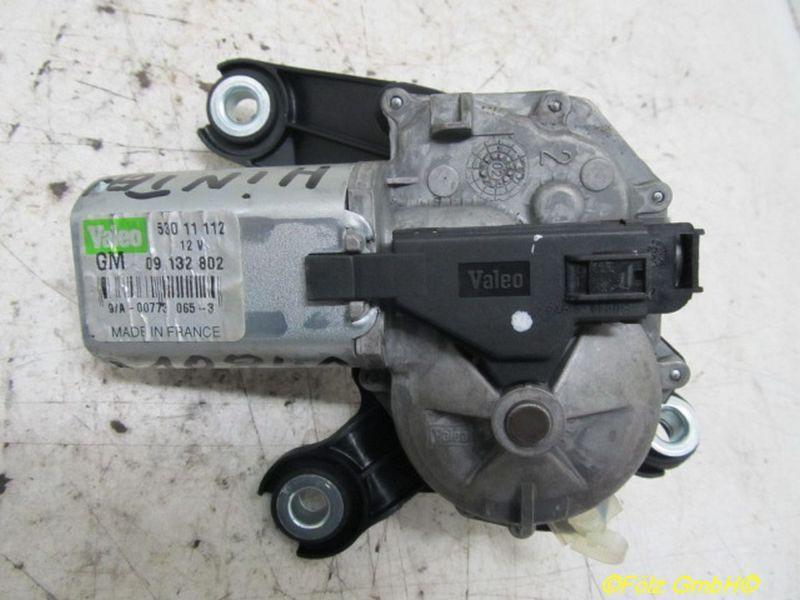 Wischermotor hinten  OPEL CORSA C (F08, F68) 1.2 55 KW 53011112