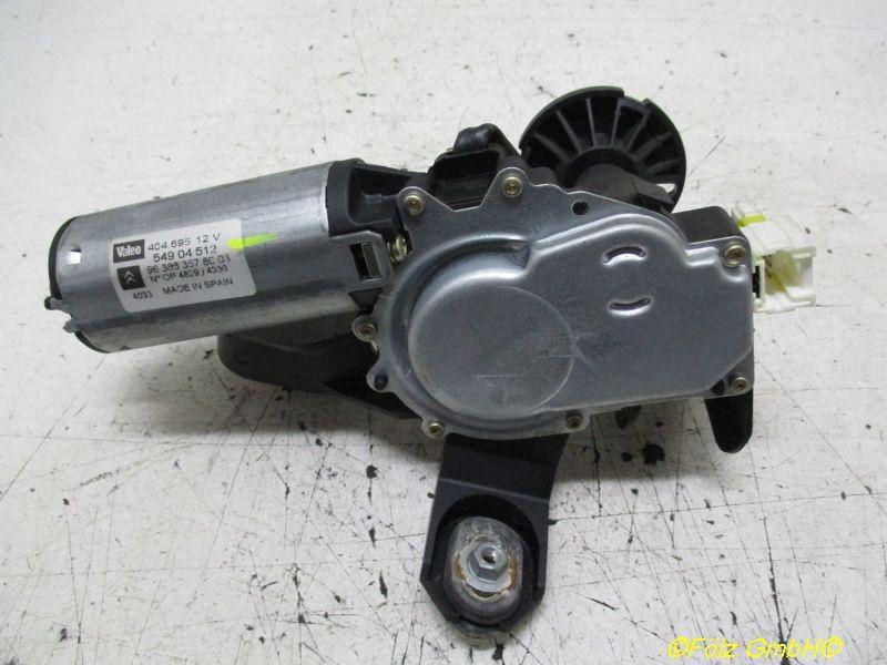 Wischermotor hinten  CITROEN C5 100 KW 963833578