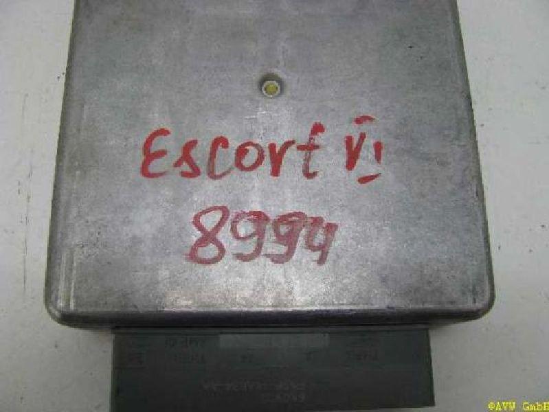 Steuergerät Motor Satz mit Lesespule und Transponder FORD ESCORT VII (GAL, AAL, ABL) 1.8 16V 85 KW 96AB12A650ED