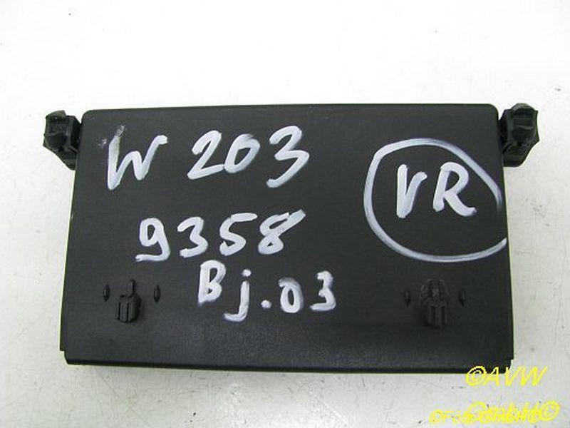 Steuergerät Tür vorne rechts MERCEDES-BENZ C-CLASS T-MODEL (S203) C 220 CDI (203.20 105 KW 2038201285