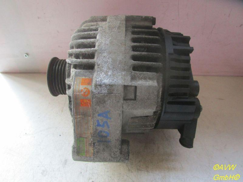 Lichtmaschine Generator 105A BMW 5 (E34) 525 TDS 105 KW 2244813