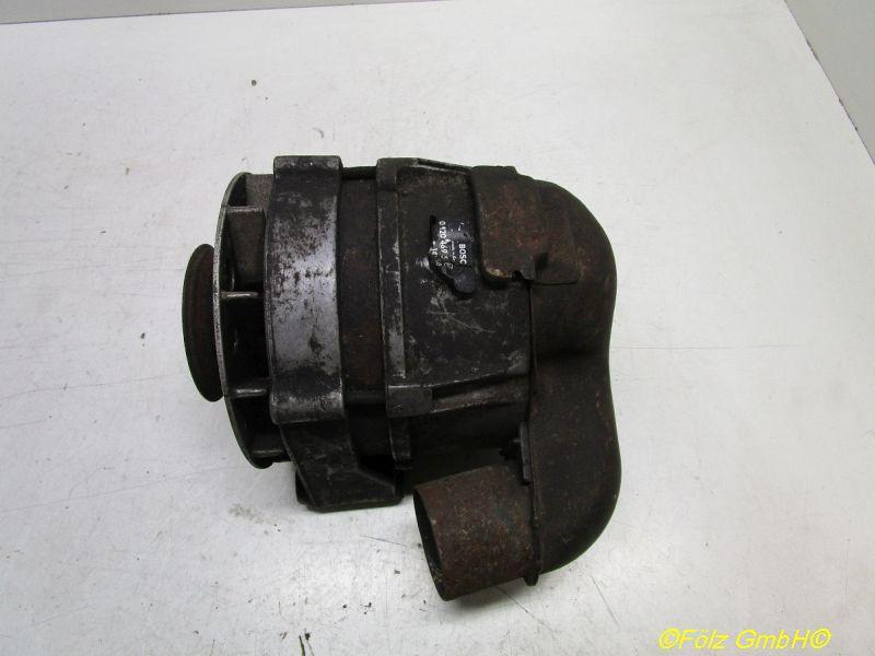 Lichtmaschine Generator 75A Leicht beschädigt PORSCHE 924 2.0 92 KW 0120469502