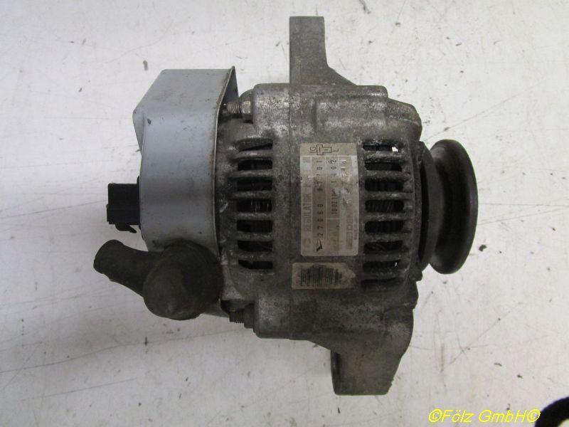 Lichtmaschine Generator  DAIHATSU CHARADE III (G100, G101, G102) 1.0 38 KW 2706087701
