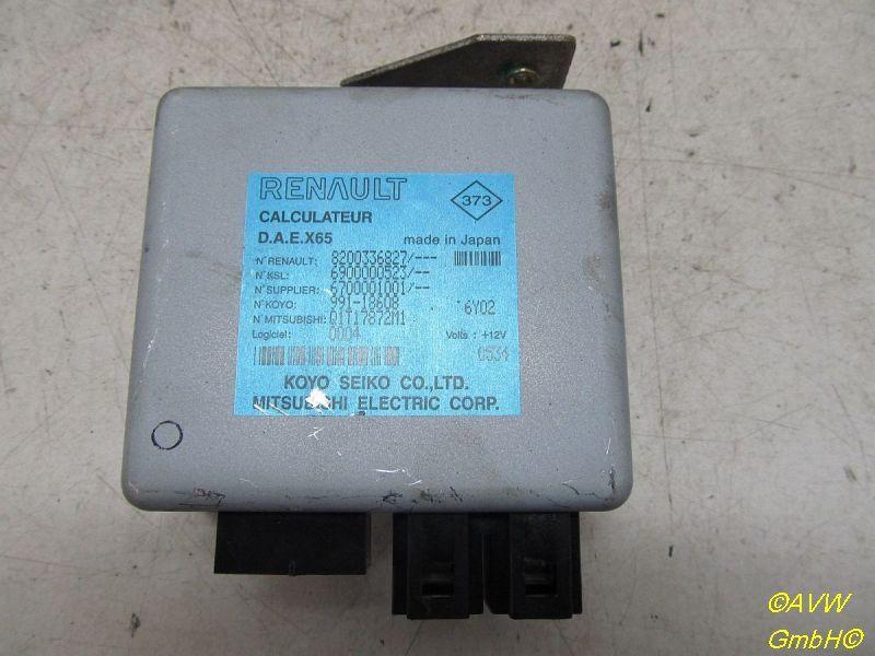 Steuergerät Servolenkung  RENAULT CLIO II (BB0/1/2_, CB0/1/2_) 1.2 16V CAM 55 KW 8200336827