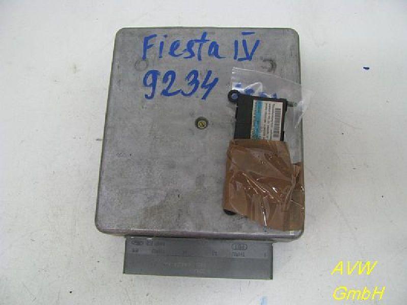 Steuergerät Motor Satz mit Lesespule und Transponder FORD FIESTA IV (JA_, JB_) 1.3 I 44 KW 96FB12A650JB