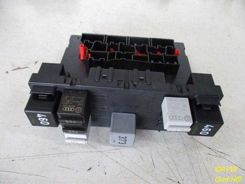 Steuergerät Bordnetzsteuergerät SEAT LEON (1P1) 1.6 75 KW 3C0937049A