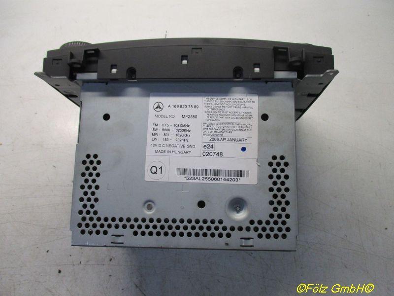 mf2550 mercedes
