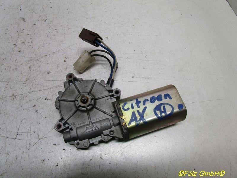 Wischermotor hinten  CITROEN AX (ZA-_) 11 44 KW 53201302