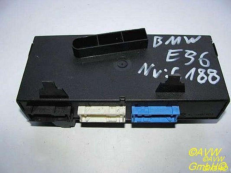 Steuergerät Klimaanlage  BMW 3 (E36) 325 TD 85 KW 64118391512