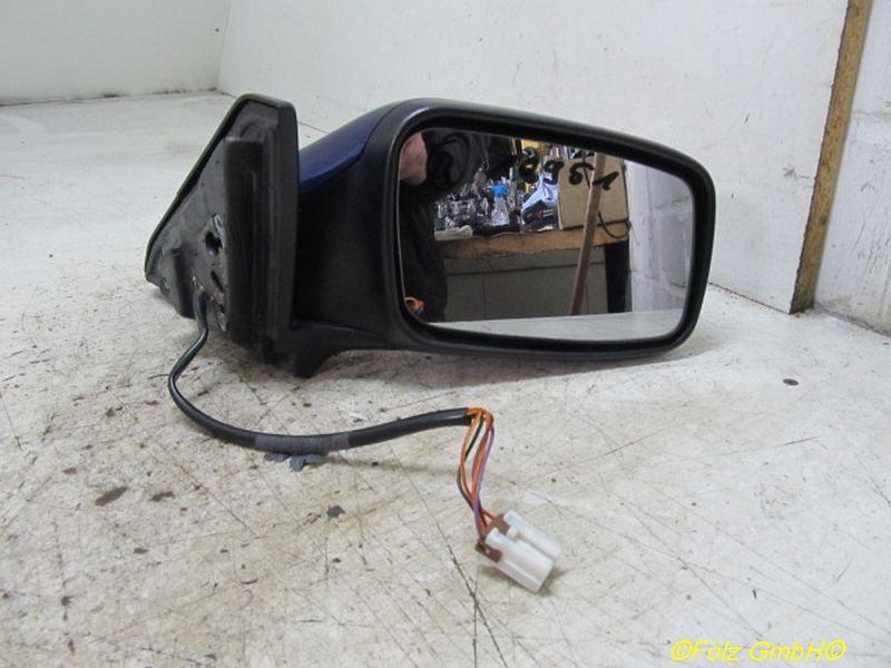 Außenspiegel elektrisch lackiert rechts Farbton blau VOLVO V40 KOMBI (VW) 1.9 DI 85 KW 32278