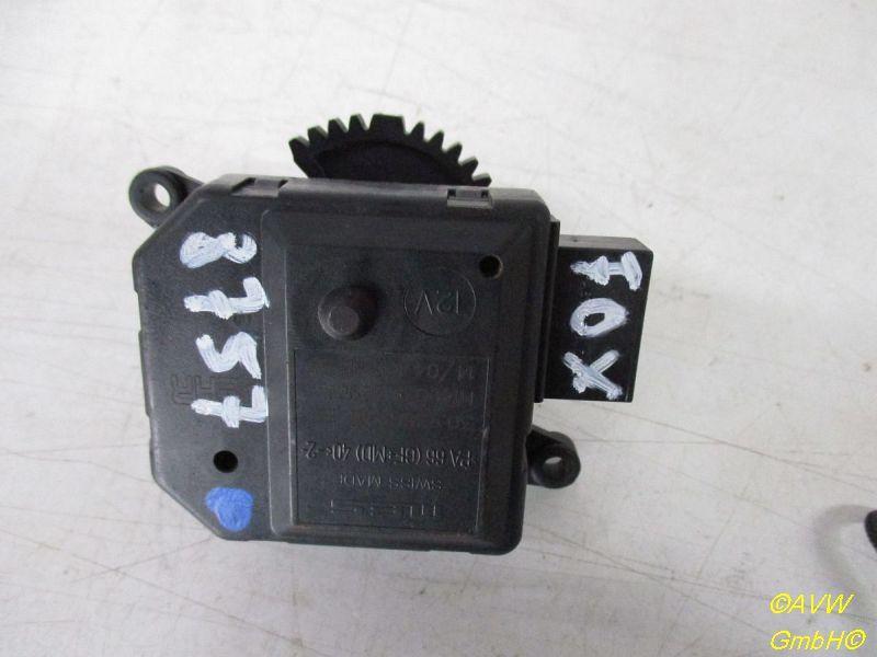 Stellmotor Lüftung  VW FOX (5Z1) 1.2 40 KW 309368201B