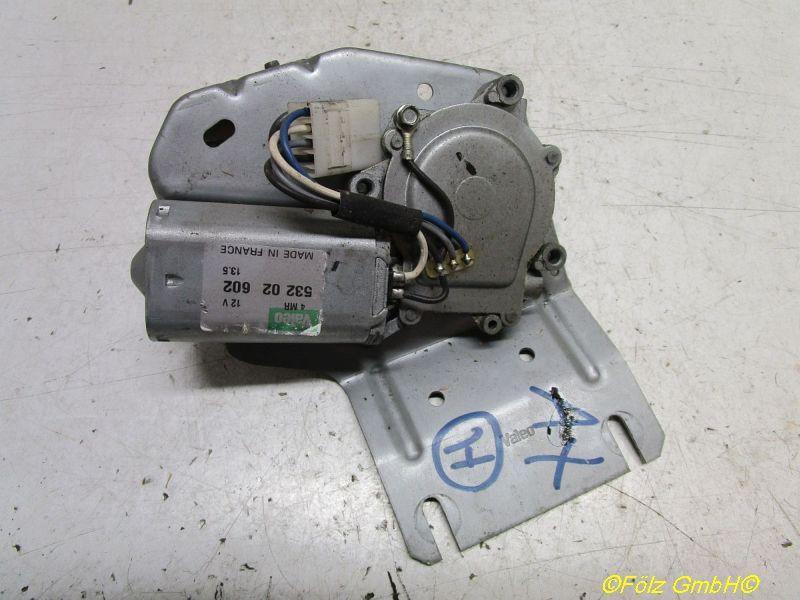 Wischermotor hinten  CITROEN AX (ZA-_) 10 33 KW 53202602