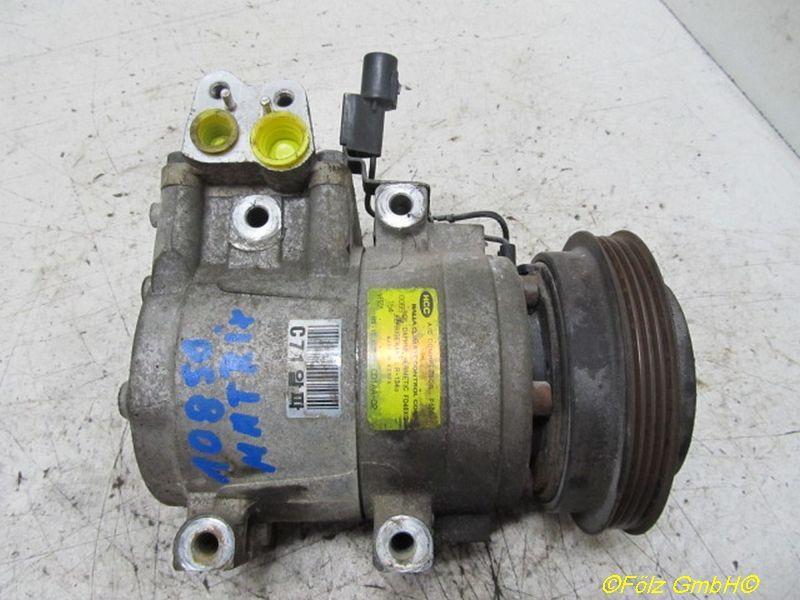 Klimakompressor  HYUNDAI MATRIX (FC) 1.6 76 KW CD1AA02