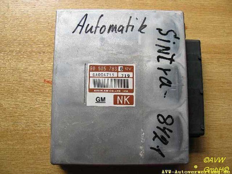 Steuergerät Automatikgetriebe  OPEL SINTRA 2.2I 16V 104 KW 90505783