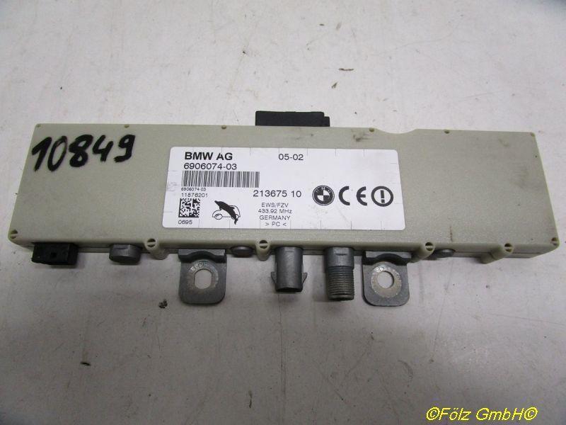 Antennenverstärker Weiche BMW 3 (E46) 318I 105 KW 690607403