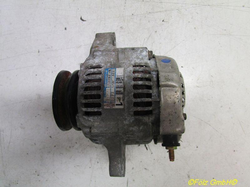 Lichtmaschine Generator  DAIHATSU CUORE IV (L501) 0.8 32 KW 1012112280