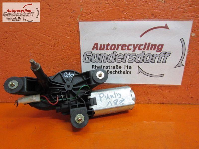 Wischermotor hinten 66350000 FIAT PUNTO (188) 1.2 16V 80 59 KW