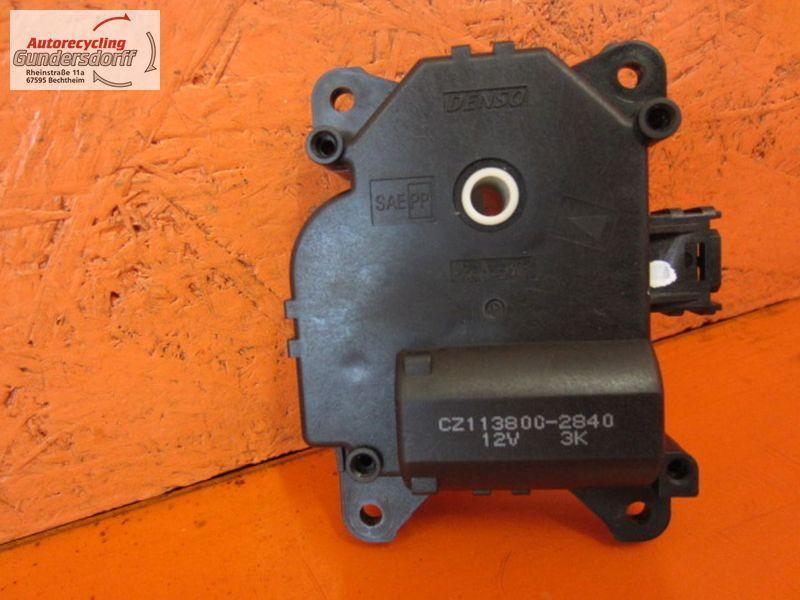 Stellmotor Heizung CZ113800   CZ1138002840 MITSUBISHI COLT VI (Z3_A, Z2_A) 1.1 55 KW CZ1138002840