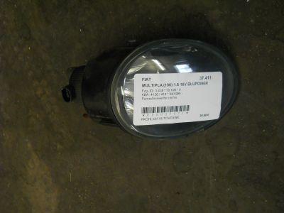 Fernscheinwerfer rechts  FIAT MULTIPLA (186) 1.6 16V BLUPOWE 70 KW