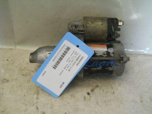 Anlasser / Starter bis 12/2002 DAIHATSU CUORE VI (L7_) 1.0I 41 KW 2280007170
