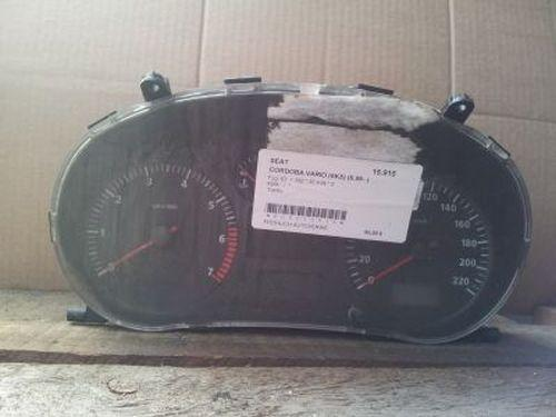 Tacho  SEAT CORDOBA VARIO (6K5) (6.99- ) 55 KW 110008924024