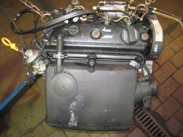 Motor AKU Seat Arosa Bild 4