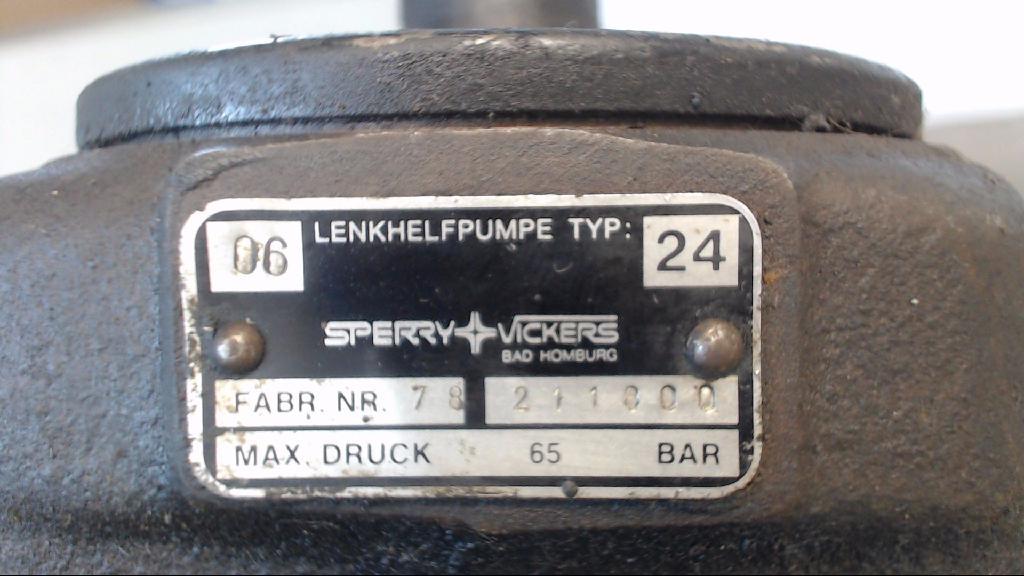 Pumpe Servolenkung Mercedes-benz 123 Bild 3