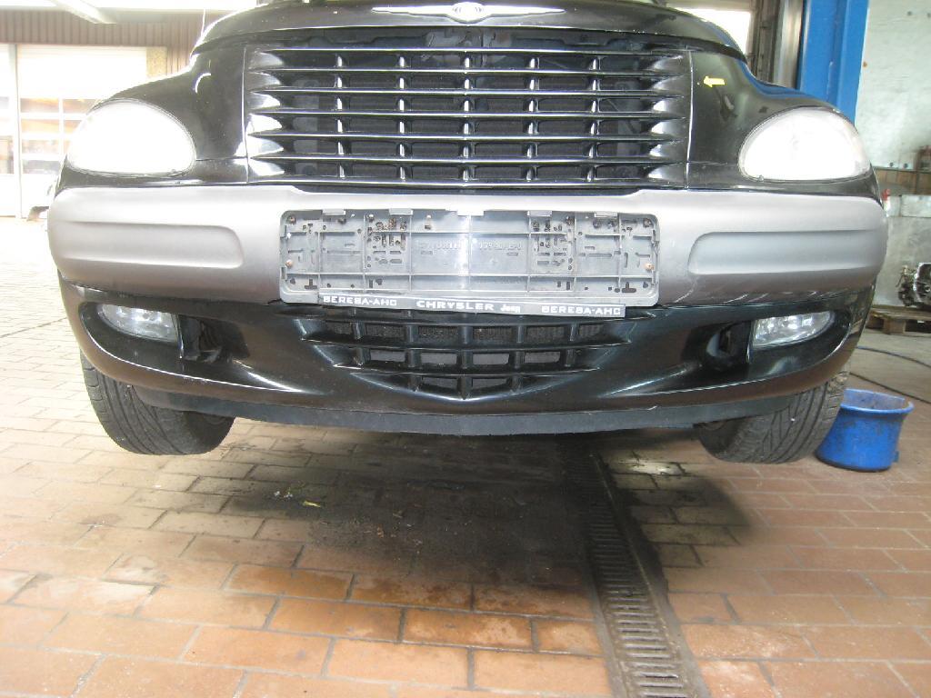 Stoßfänger / Stoßstange Vorne Chrysler PT Cruiser