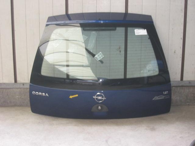 Heckklappe / Heckdeckel Opel Corsa