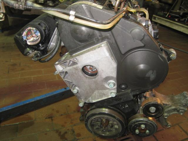 Motor AKU Seat Arosa Bild 5