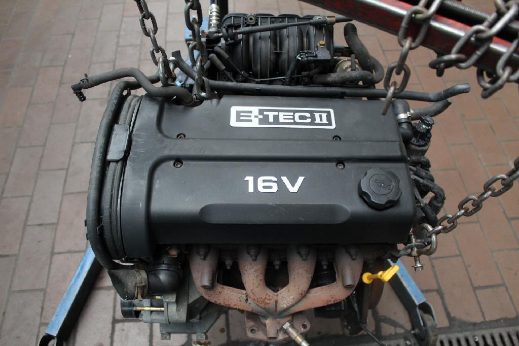 Motor F14D3 Chevrolet Kalos