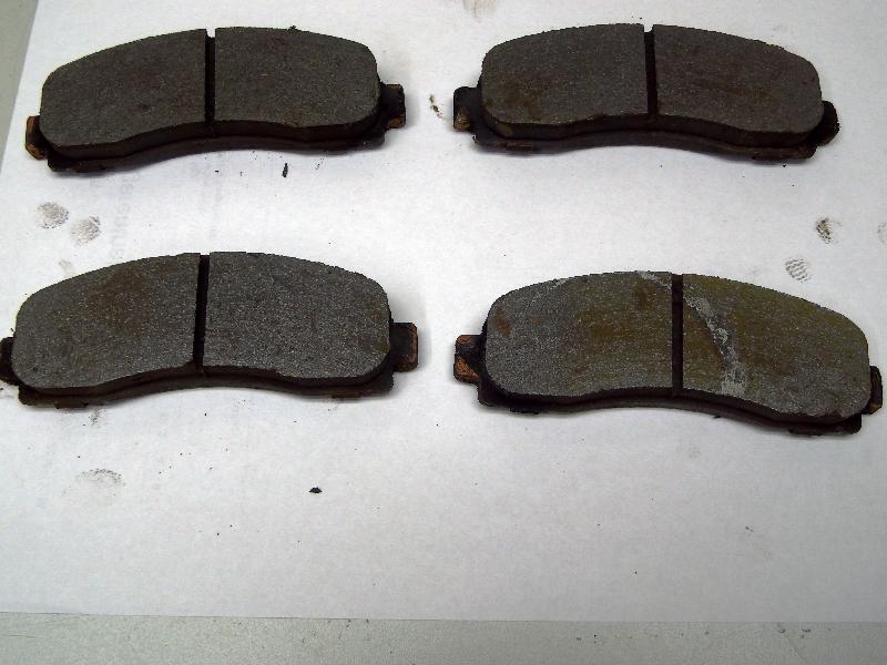 Satz Bremsbeläge Nissan Micra (Typ:K11)