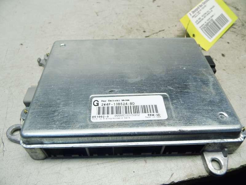 Steuergerät Rear Electronics Module (3,0(2967ccm) 175/179kW)