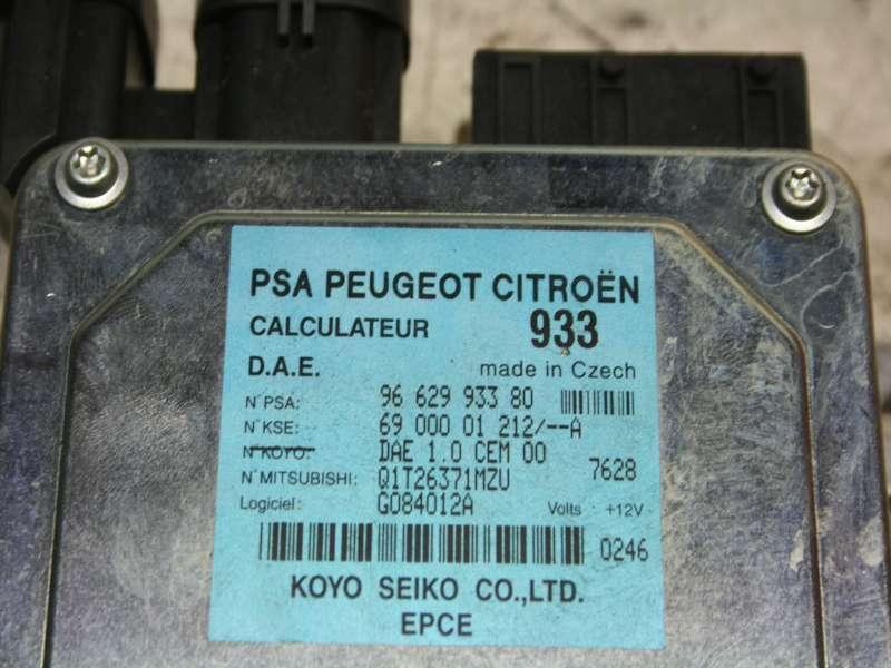 Steuergerät Citroen C3 (Typ:F) Advance