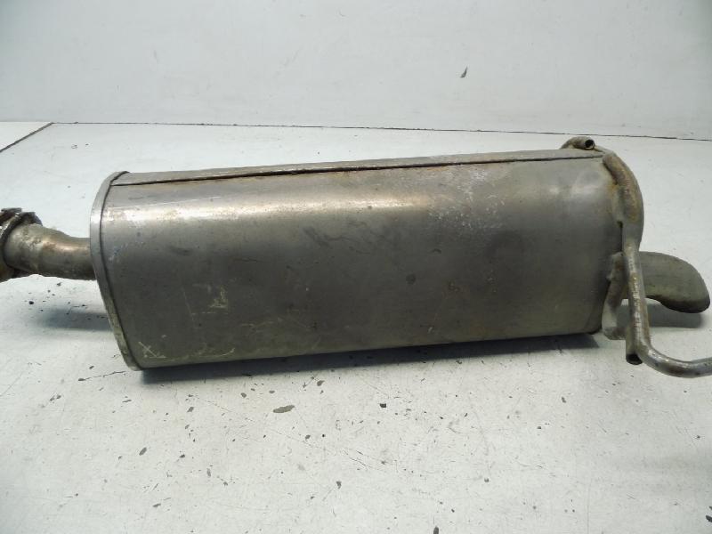 Auspuff hinten 1,4 (1,4(1364ccm) 66KW Z14XEP Z14XEP)