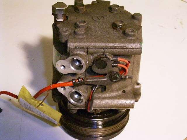 Klimakompressor 1,4 (Klimaanlage)