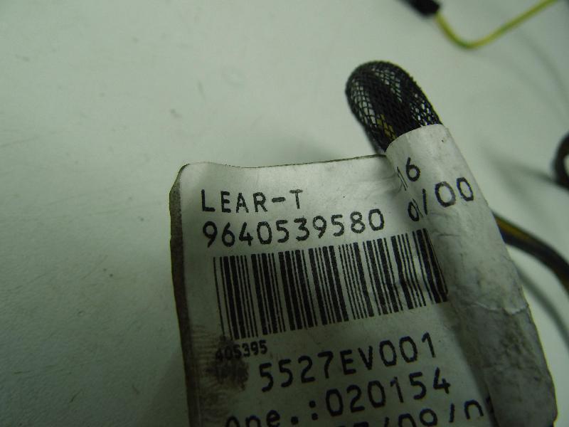 Kabelbaum Heckscheibenheizung 9640539580 Peugeot 206 CC Cabrio (Typ:2D) Bild 5